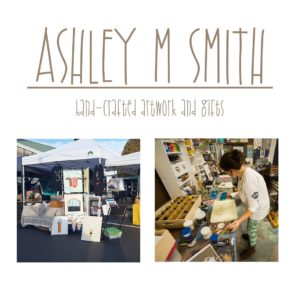 Ashley Smith - Virginia Beach Art Market - VA Beach Artist