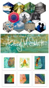 Ashley Smith - Virginia Beach Art Market - VA Beach Artist