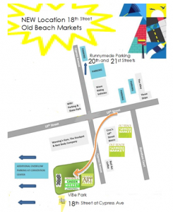 Old Beach Art Market has moved