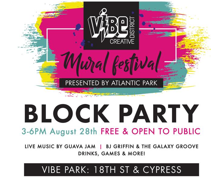 Mural Fest 2021 - Va Beach Art